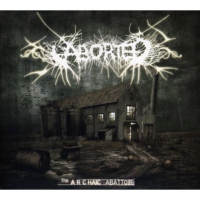 Aborted ARCHAIC ABATTOIR CD