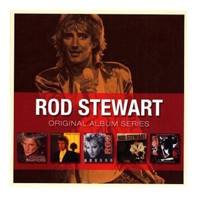Rod Stewart ORIGINAL ALBUM SERIES CD