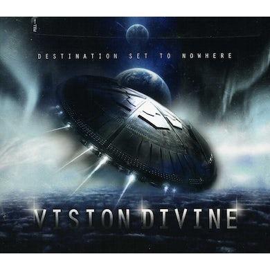 Vision Divine DESTINATION SET TO NOWHERE CD