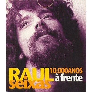 Raul Seixas 10,000 ANOS A FRENTE CD