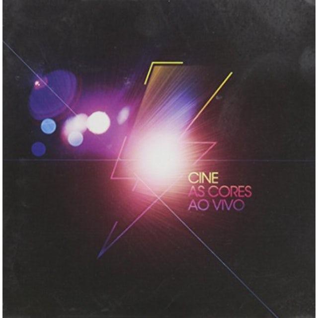 Cine AS CORES: AO VIVO CD