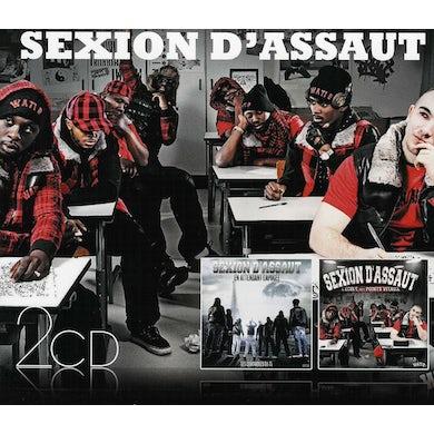 Sexion d'Assaut L'ECOLE DES POINTS VITAUX / EN ATTENDANT L'APOGEE CD