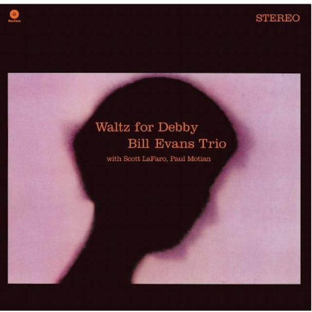 Bill Evans WALTZ FOR DEBBY Vinyl Record - 180 Gram Pressing