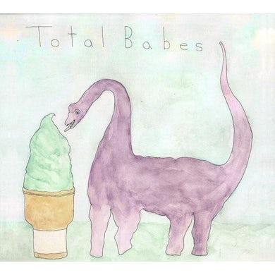 Total Babes SWIMMING THROUGH SUN CD