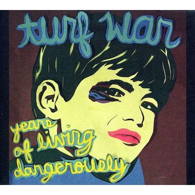 turf war YEARS OF LIVING DANG CD