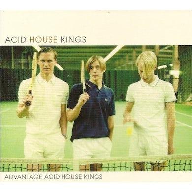 ADVANTAGE ACID HOUSE KINGS Vinyl Record