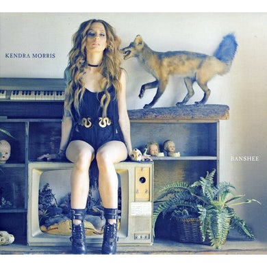 Kendra Morris BANSHEE CD