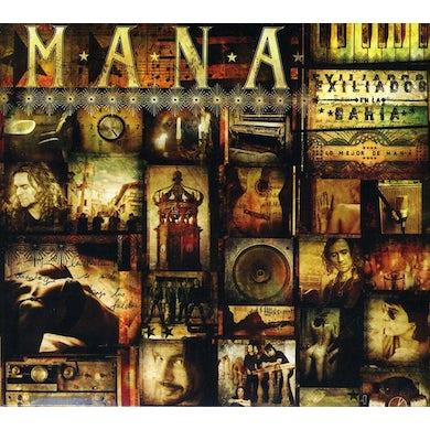 EXILIADOS EN LA BAHIA: LO MEJOR DE MANA CD