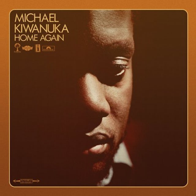 Michael Kiwanuka HOME AGAIN Vinyl Record