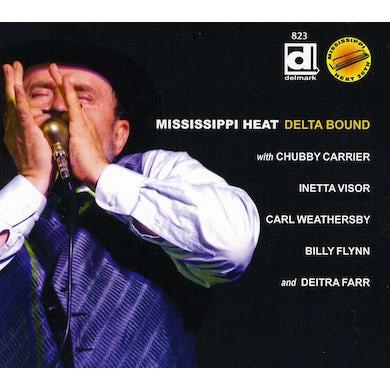 Mississippi Heat DELTA BOUND CD