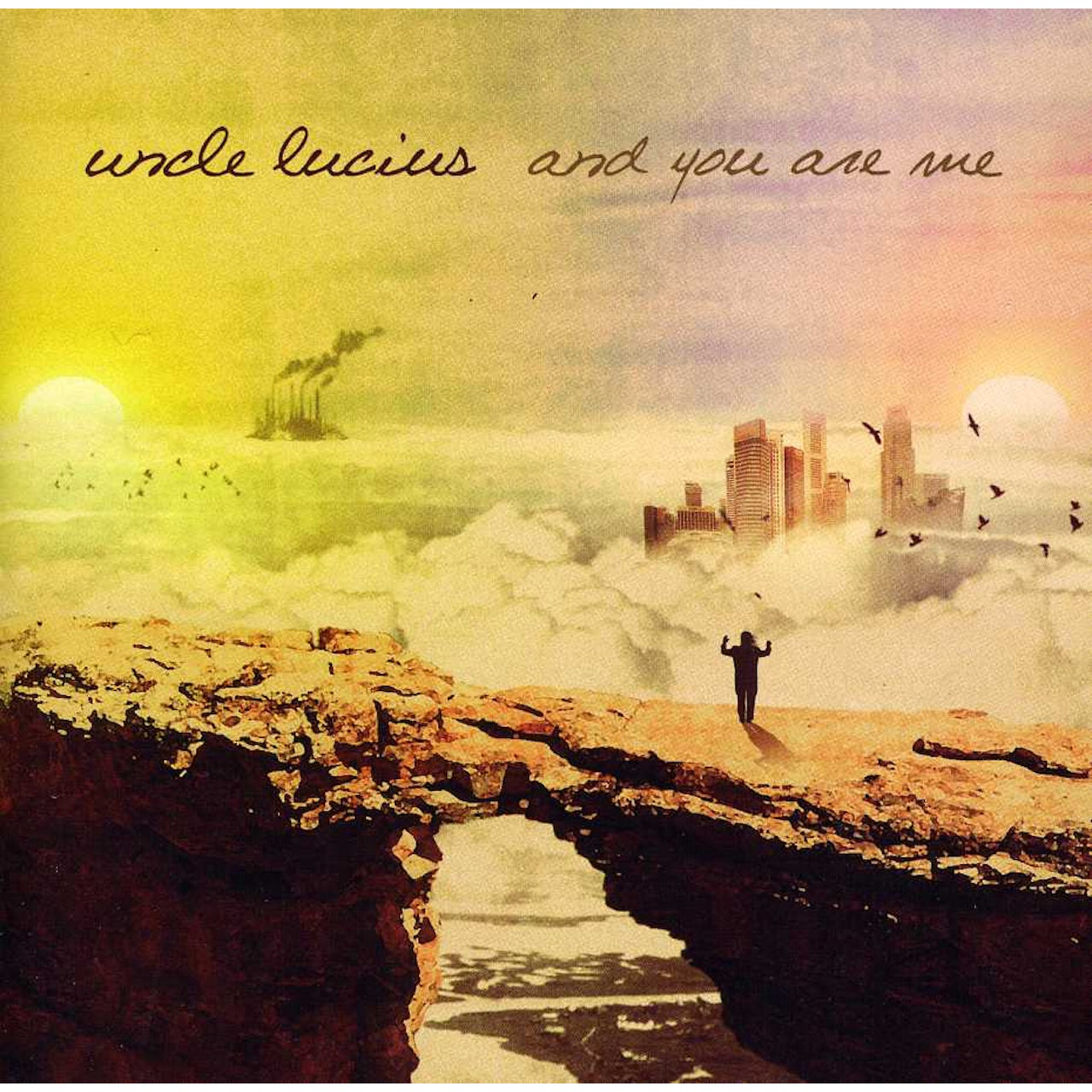 Uncle Lucius You Are Me Cd