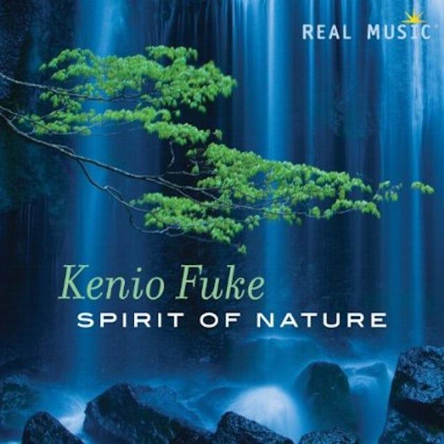Kenio Fuke SPIRIT OF NATURE CD