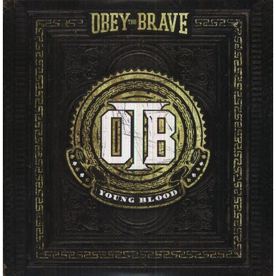 Obey The Brave YOUNG BLOOD Vinyl Record