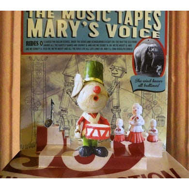 Music Tapes MARY'S VOICE CD