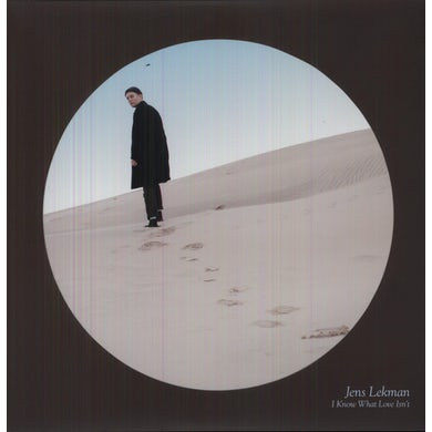 Jens Lekman I KNOW WHAT LOVE ISN'T Vinyl Record
