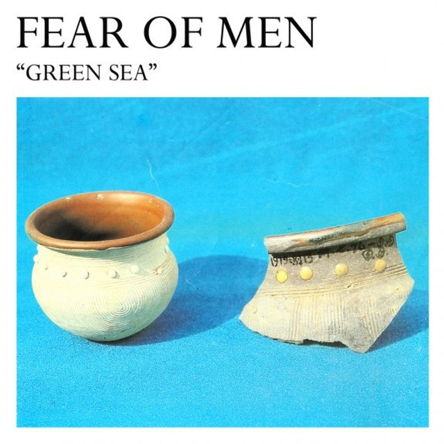 Fear Of Men GREEN SEA SINGLE Vinyl Record