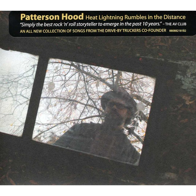 Patterson Hood HEAT LIGHTNING RUMBLES IN THE DISTANCE CD