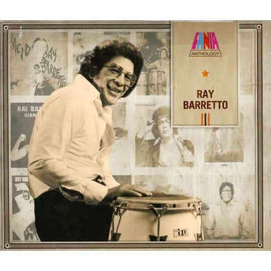 Ray Barretto ANTHOLOGY CD