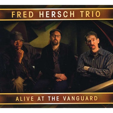 Fred Hersch ALIVE AT THE VANGUARD CD