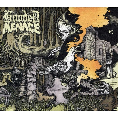 Hooded Menace EFFIGIES OF EVIL CD