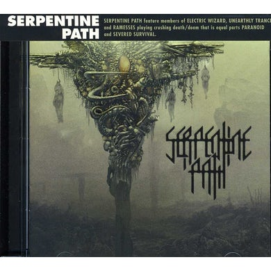 Serpentine Path CD