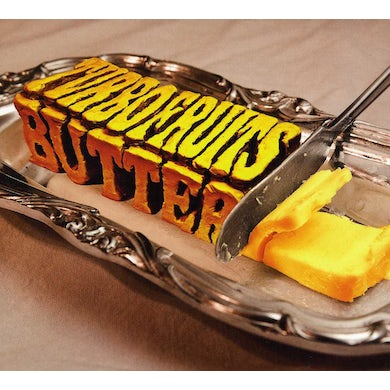 Turbo Fruits BUTTER CD