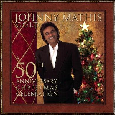 JOHNNY MATHIS: A 50TH ANNIV CHRISTMAS CELEBRATION CD