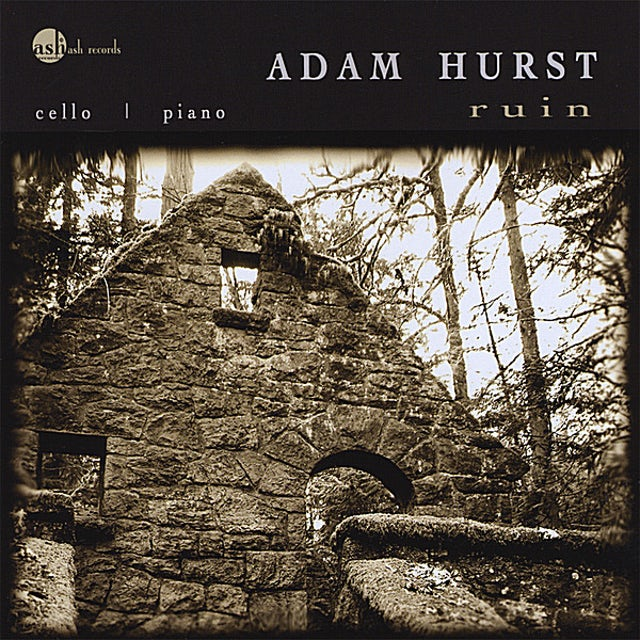 Adam Hurst RUIN CD