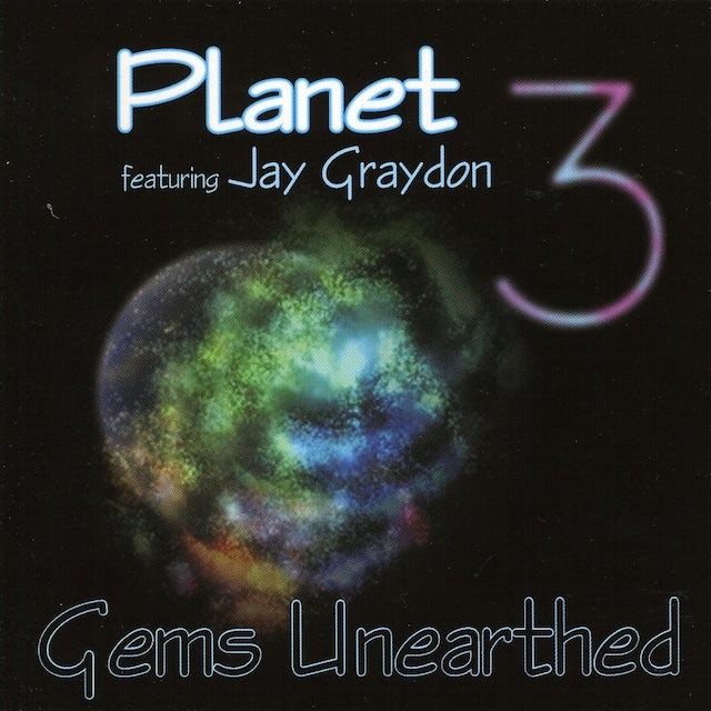 Planet 3 GEMS UNEARTHED CD
