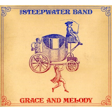 STEEPWATER BAND GRACE & MELODY CD