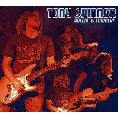 Tony Spinner ROLLIN & TUMBLIN CD