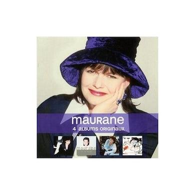 Maurane 4 ORIGINAL ALBUMS CD