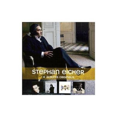 Stephan Eicher 4 ORIGINAL ALBUMS CD