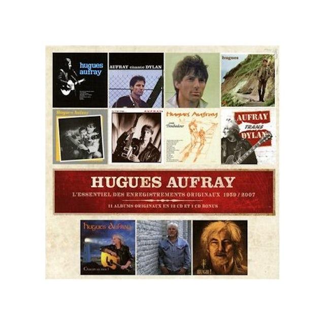 Hugues Aufray L'ESSENTIEL DES ENREGISTREMENTS CD