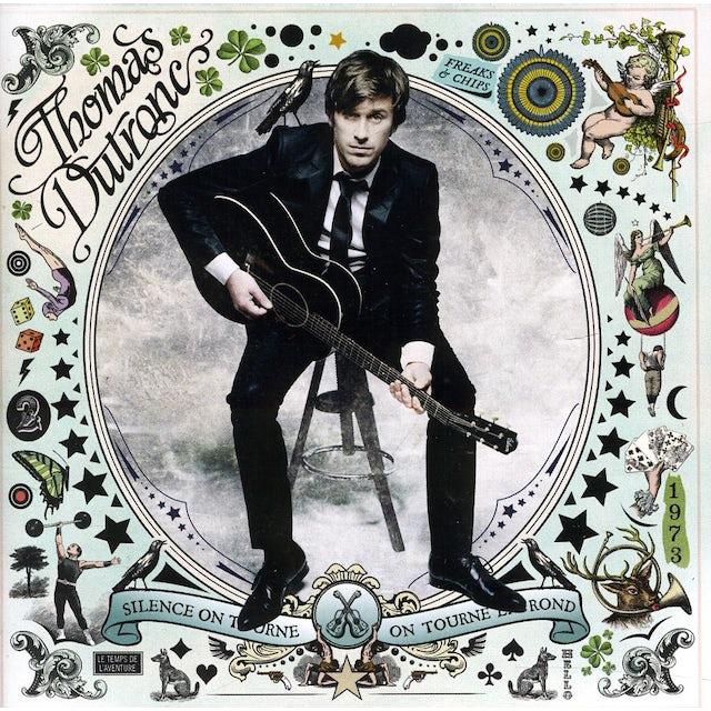 Thomas Dutronc SILENCE ON TOURNE ON TOURNE EN ROND CD