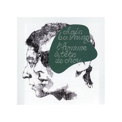 Alain Bashung L'HOMME A TETE DE CHOU CD