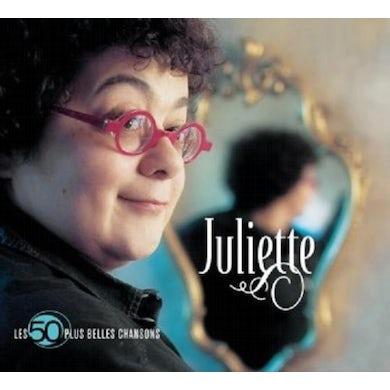 JULIETTE LES 50 PLUS BELLES CHANSONS CD