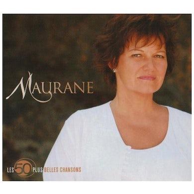 Maurane LES 50 PLUS BELLES CHANSONS CD
