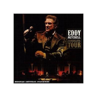 Eddy Mitchell JAMBALAYA TOUR CD