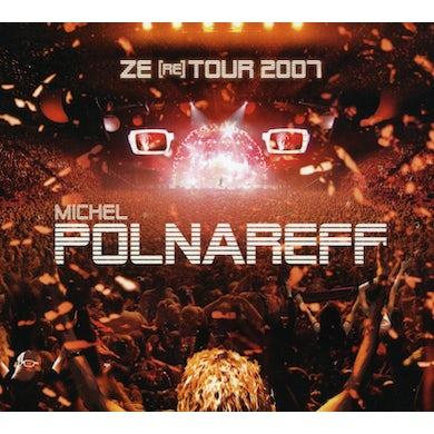 Michel Polnareff ZE (RE) TOUR 2007 CD