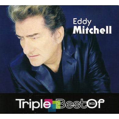 Eddy Mitchell TRIPLE BEST OF CD