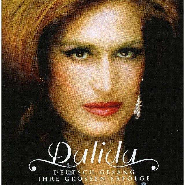 Dalida DEUTSCH GESANG: IHRE GROSSEN ERFOLGE CD