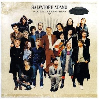 Salvatore Adamo LE BAL DES GENS BIEN CD