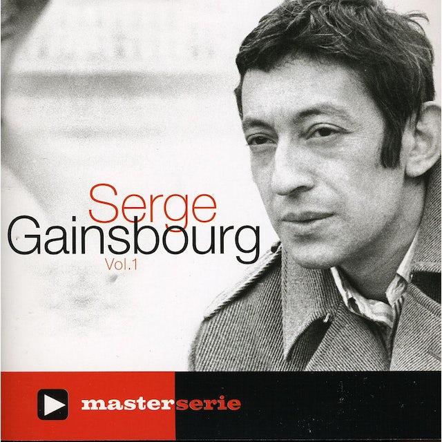 Serge Gainsbourg MASTER SERIE 1 CD