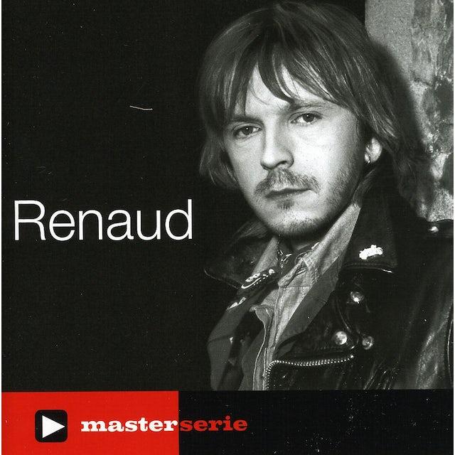 Renaud MASTER SERIE CD
