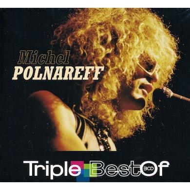 Michel Polnareff TRIPLE BEST OF CD