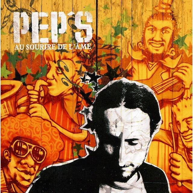 Pep's AU SOURIRE DE L'AME CD
