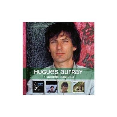 Hugues Aufray 4 ORIGINAL ALBUMS CD