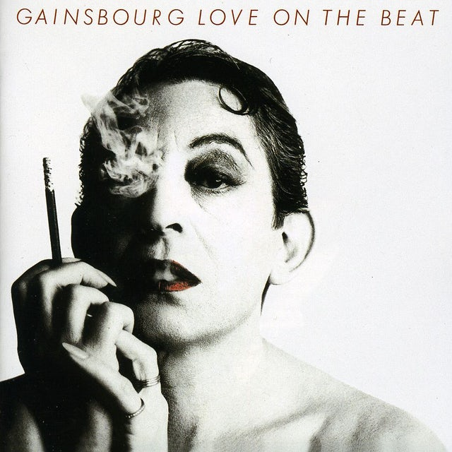Serge Gainsbourg LOVE ON THE BEAT CD