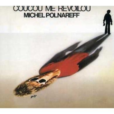Michel Polnareff COUCOU ME REVOILOU CD